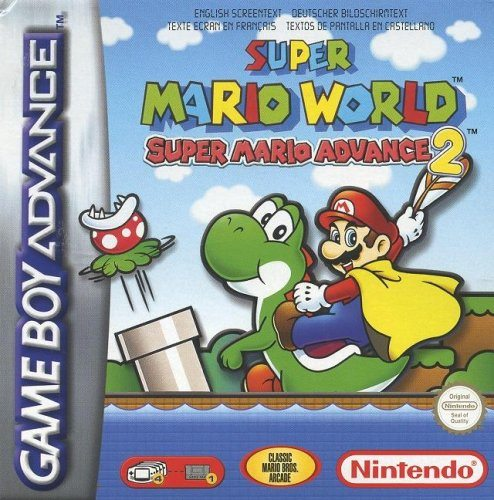 Super Mario World: Super Mario Advance 2 by Nintendo