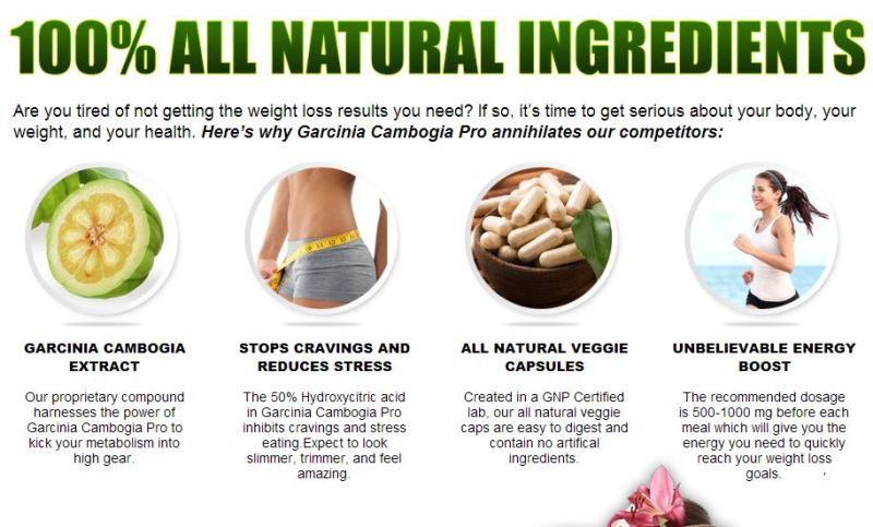 Luxury-Garcinia-Cambogia-a natural product