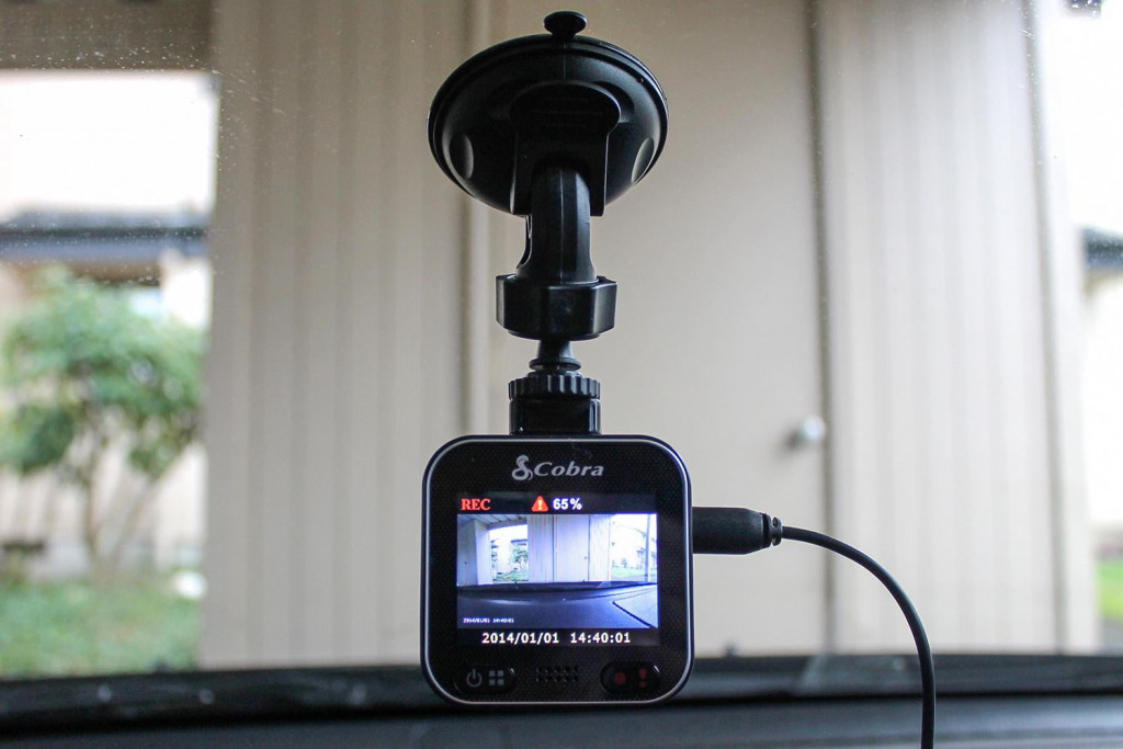 Cobra Electronics CDR 900 Professional Grade Dash Camera