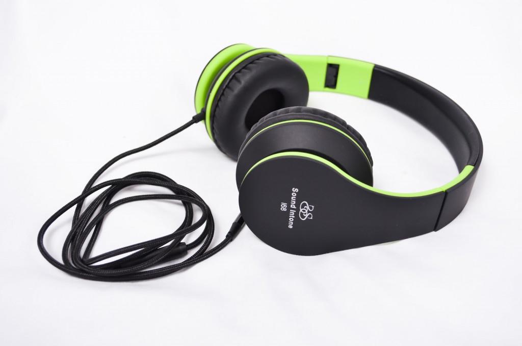 Sound Intone Headphones with Microphone