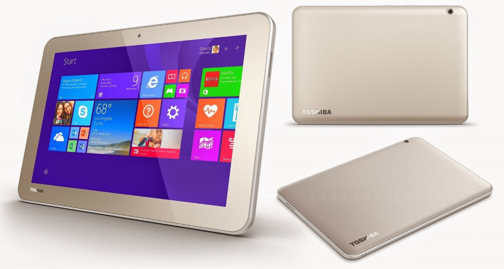 Toshiba WT8-B Tablet