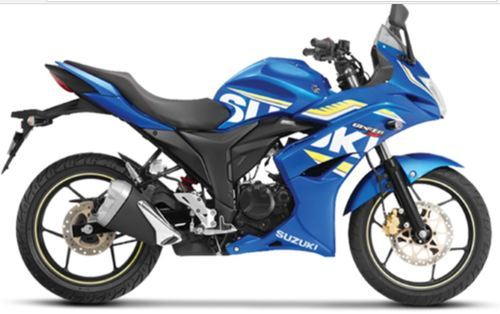 Suzuki Gixxer SF Pro