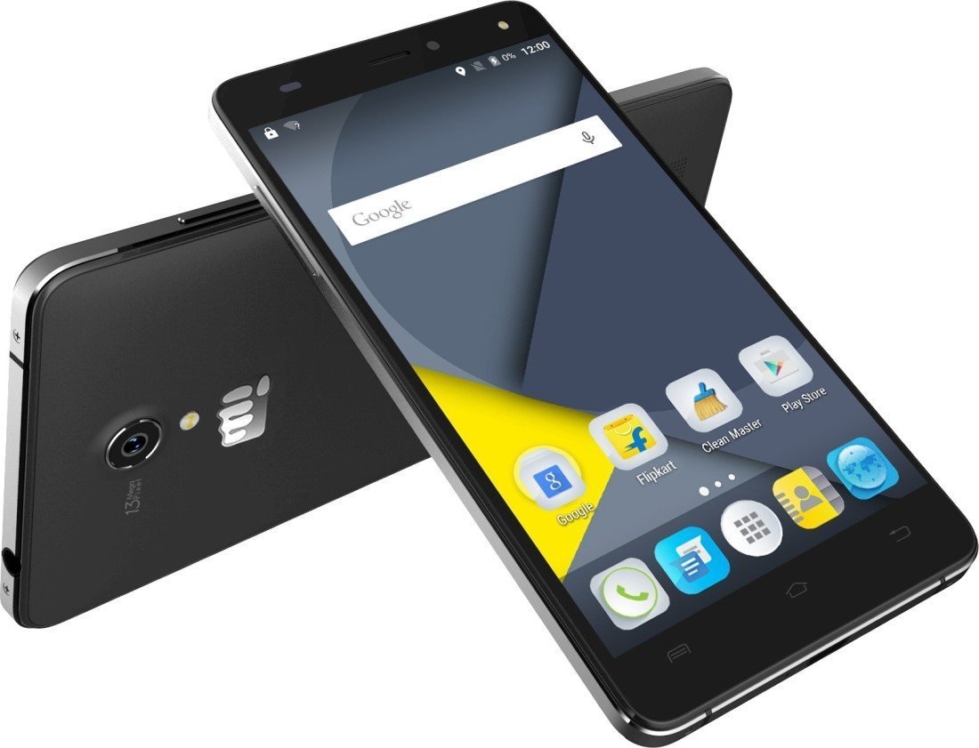Micromax Canvas Pulse 4G - Best Smartphone