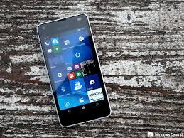 Microsoft Lumia 550 - Best Smartphone